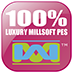 100% Luxury Millsoft PES